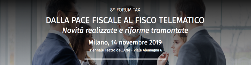 forum tax 2019